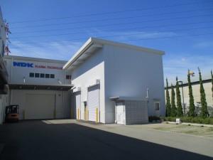 201510日本電子工業豊中工場