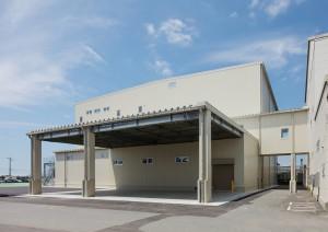 201507シマヤ鰹節粉砕工場
